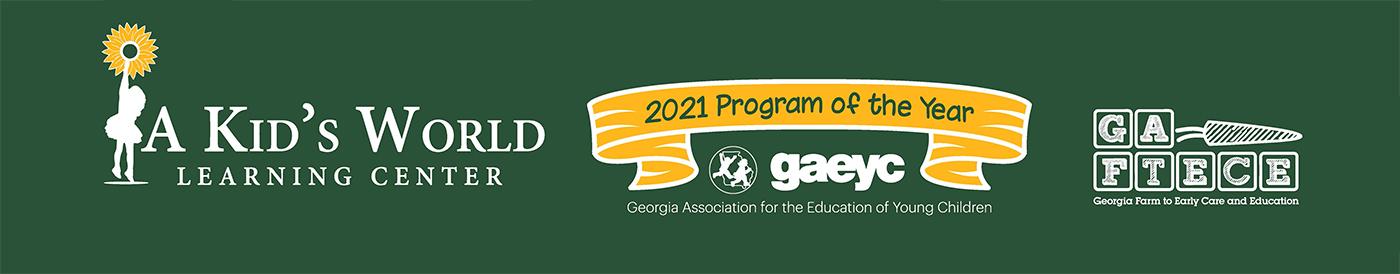 A Kids World Program of the Year Tshirts 2021